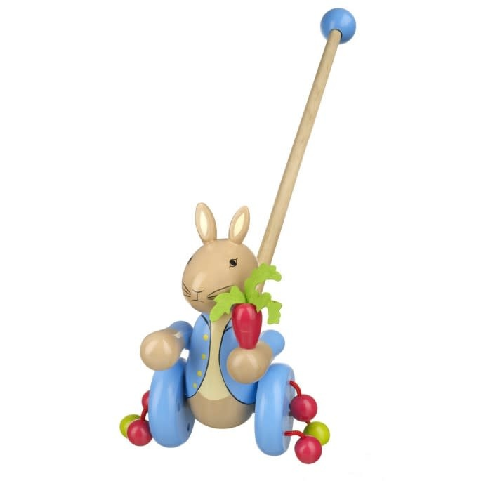 Peter Rabbit Push Along Toy