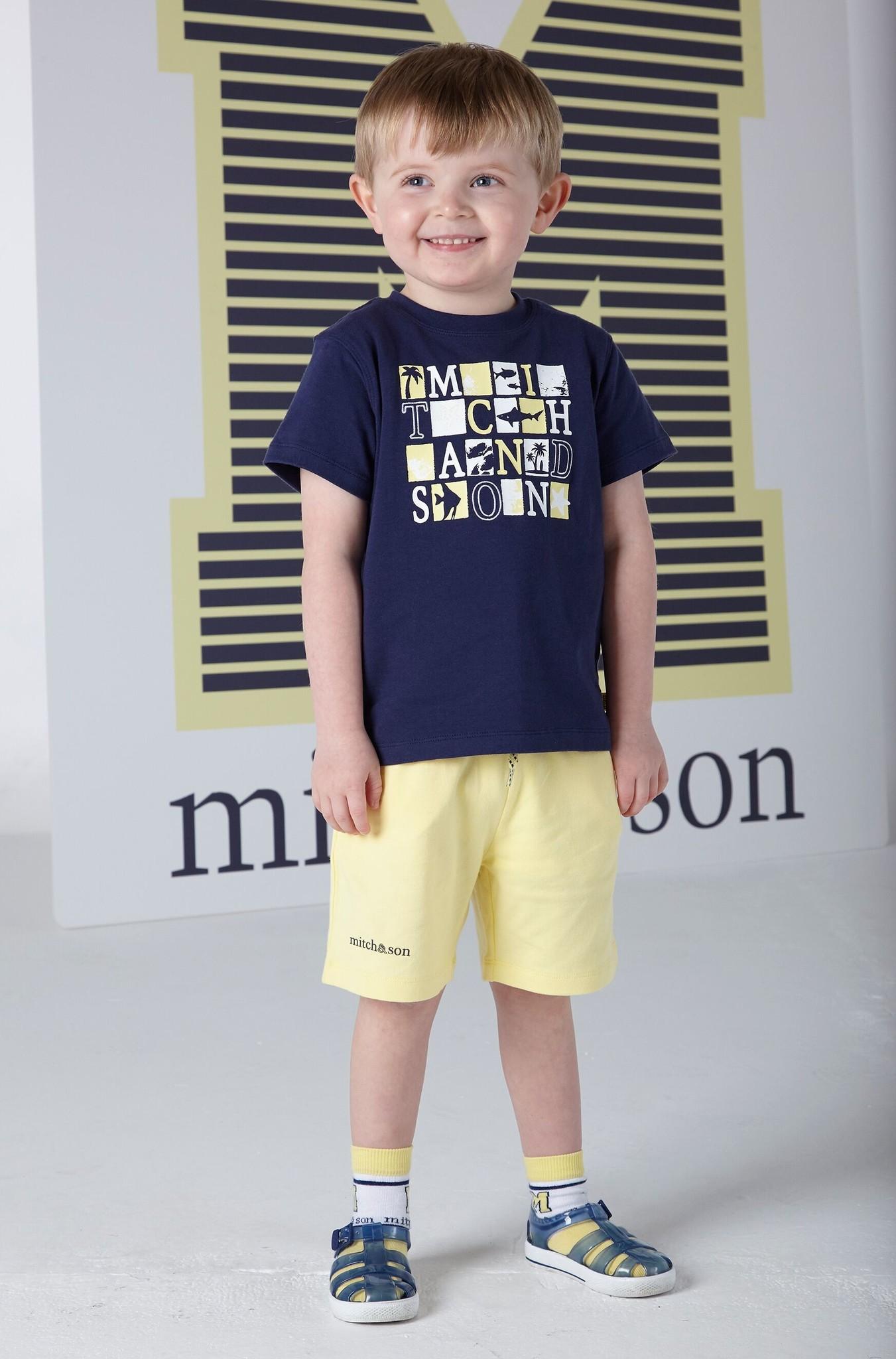 Mitch and Son Mitch & Son Wyatt Short Set MS1324