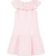 Lili Gaufrette Lili Gaufrette Pink Summer Dress