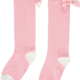 A Dee ADee Babe Pink Sparkle Knee High Socks