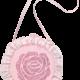 ADee Beverley Pink Round Bag