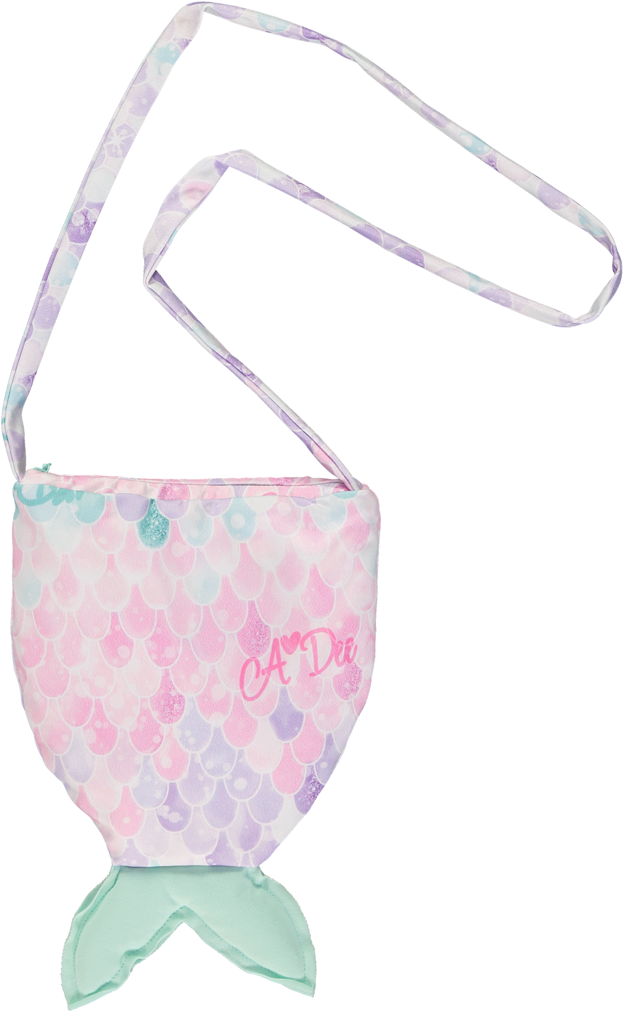 A Dee ADee Collette Mermaid Tail Bag