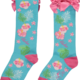 A Dee ADee Dunn Hawaii Knee High Sock