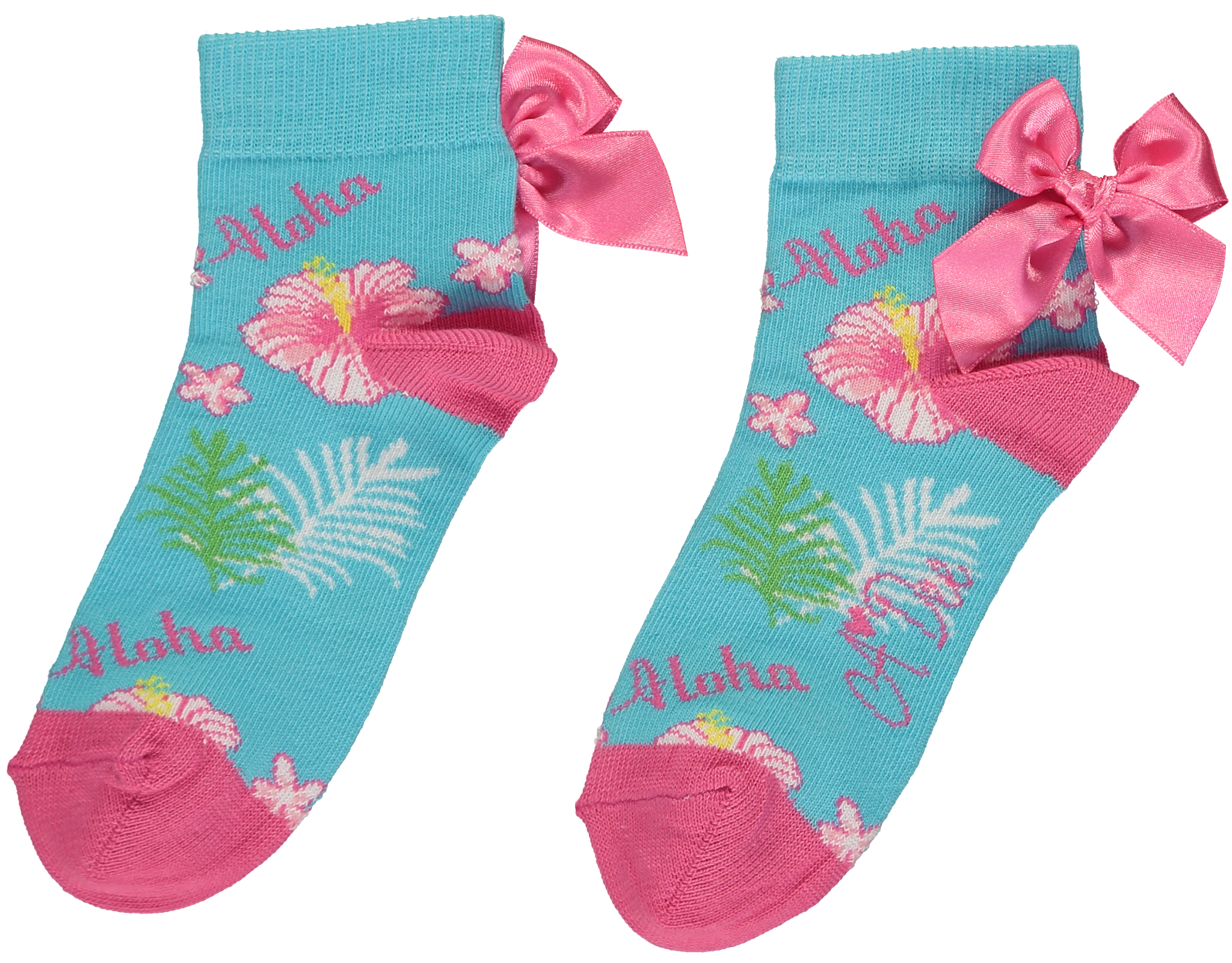 A Dee ADee Dash Hawaii Ankle Sock