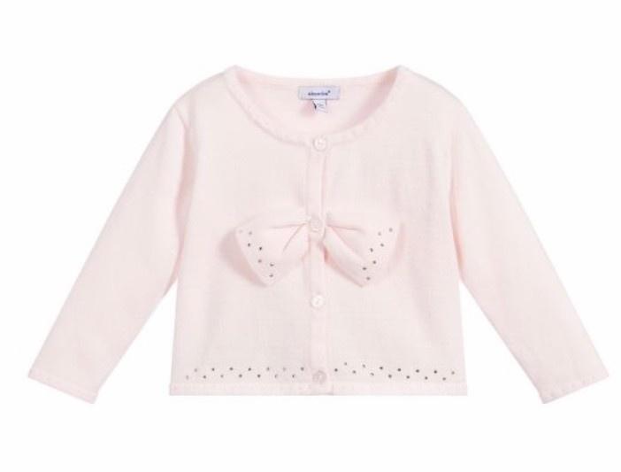 Absorba Absorba Pink Swarovski Cardigan