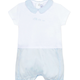 Absorba Absorba White and Blue Shortie