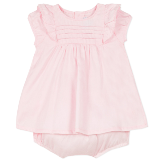 Absorba Absorba Pink Dress with Shorts
