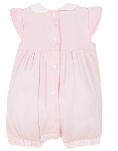 Absorba Absorba Pink Shortie with Collar