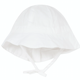 Absorba Absorba White Sun Hat with Bow