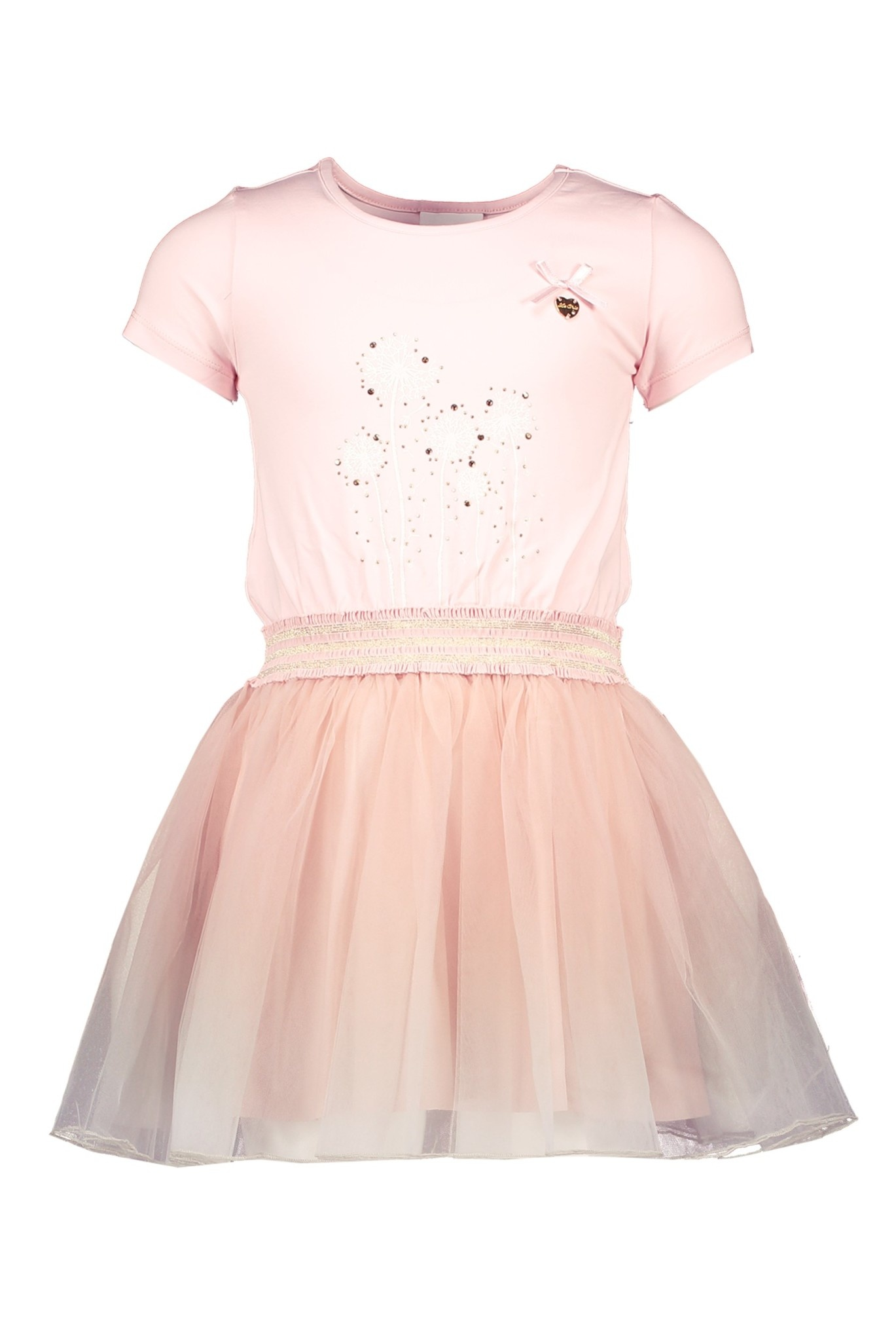 Lechic LeChic Pink Dip Dye Dandelion Tutu Dress