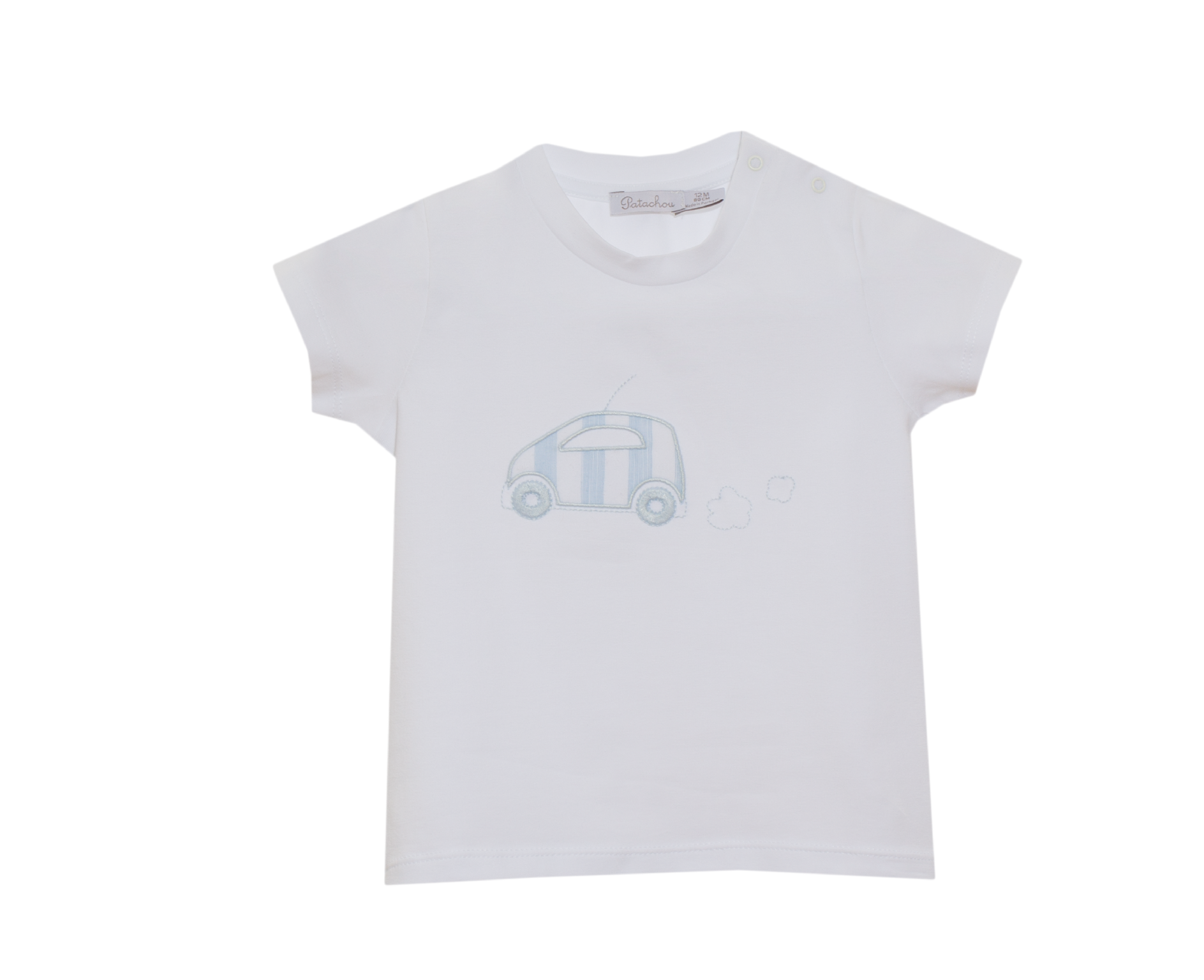Patachou Patachou Baby 313 Car T-shirt