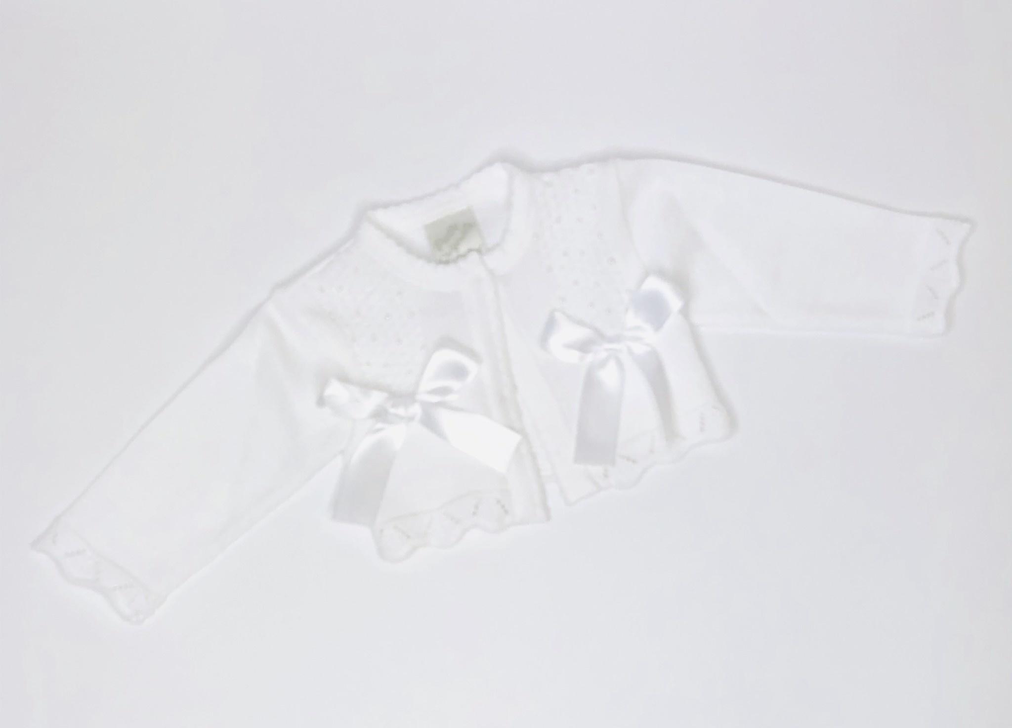 Pretty Originals Pretty Originals JP02761E White Cardigan