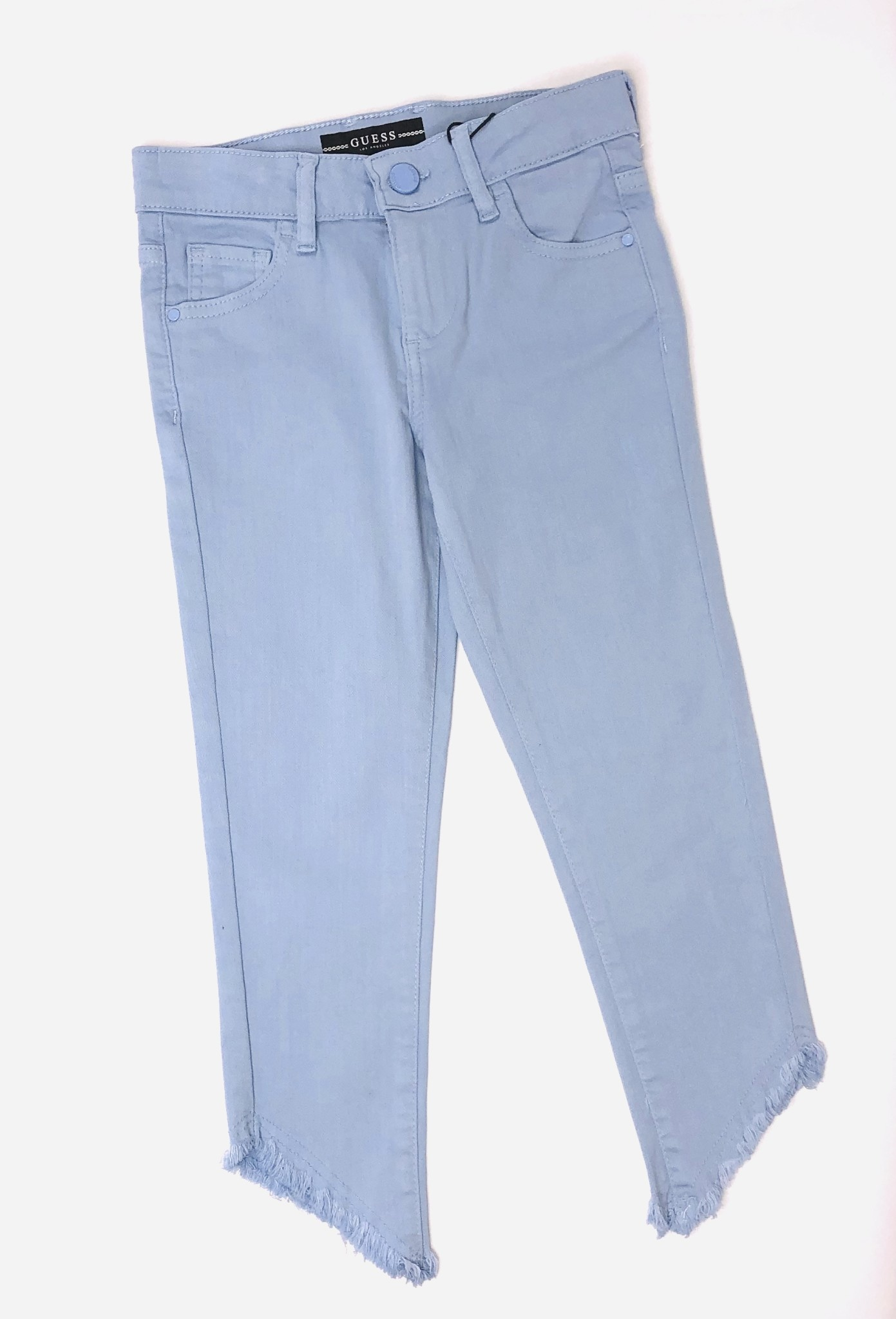 Guess Guess Girls Pale Blue Jeans