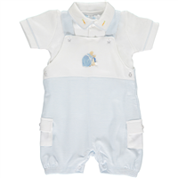 Mini La Mode Mini La Mode Peter Rabbit Romper - With short