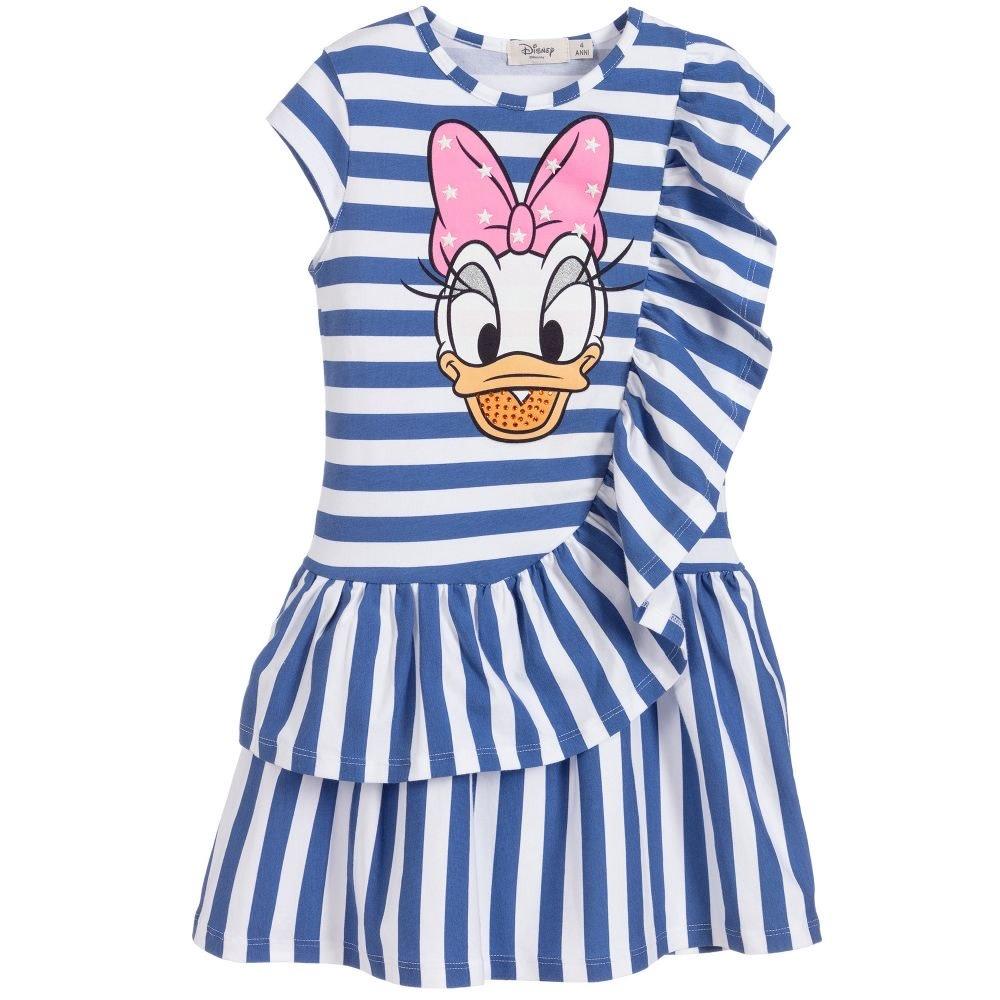 EMC EMC Daisy Duck Stripe Dress