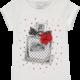 A Dee ADee Adena White Perfume T-Shirt
