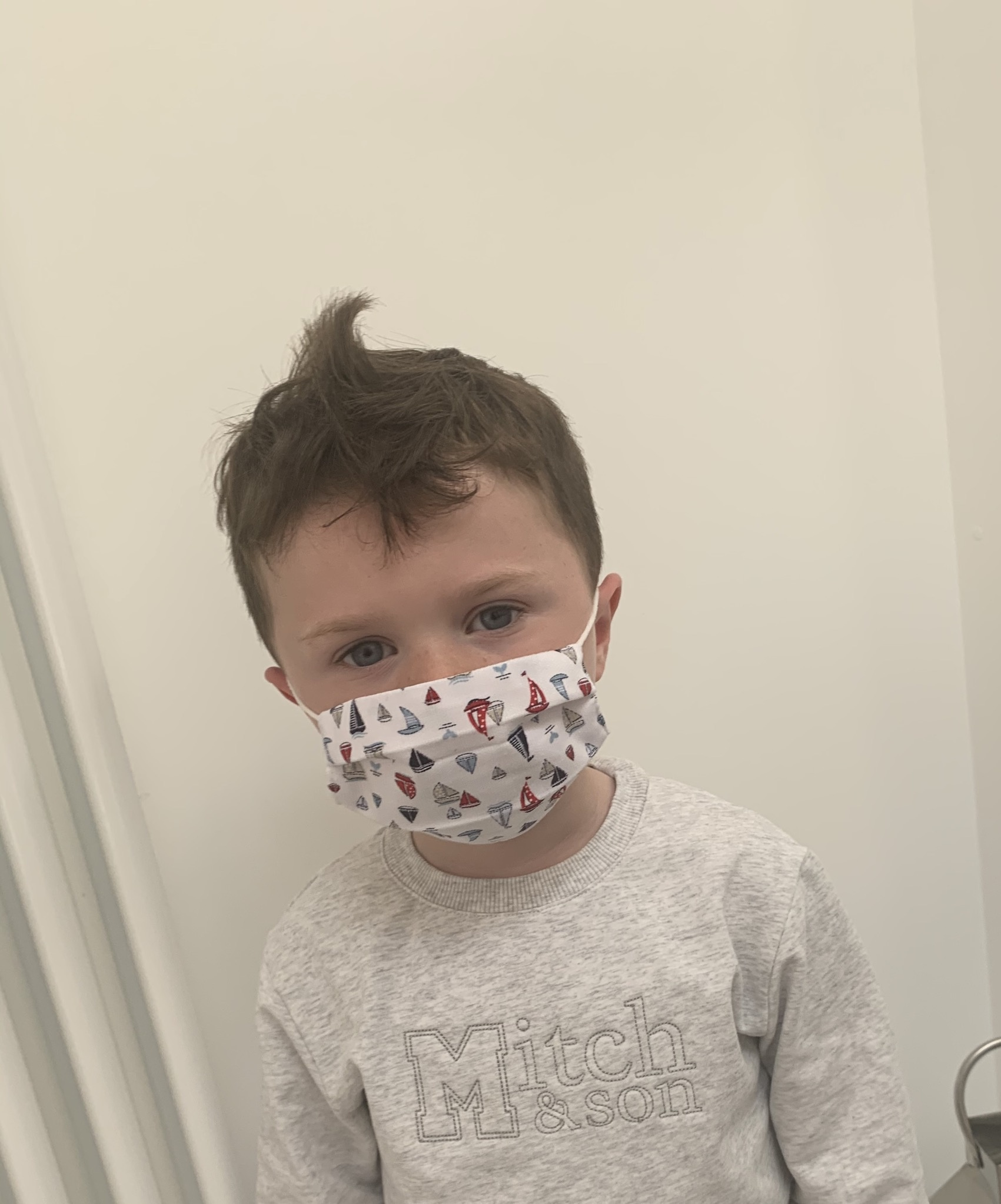 Face Mask - Children Age 4-10
