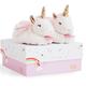 Dou Dou DouDou Et Compagnie Unicorn Slippers