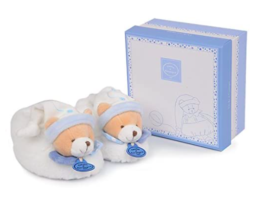 Dou Dou Doudou Et Compagnie Teddy Slippers