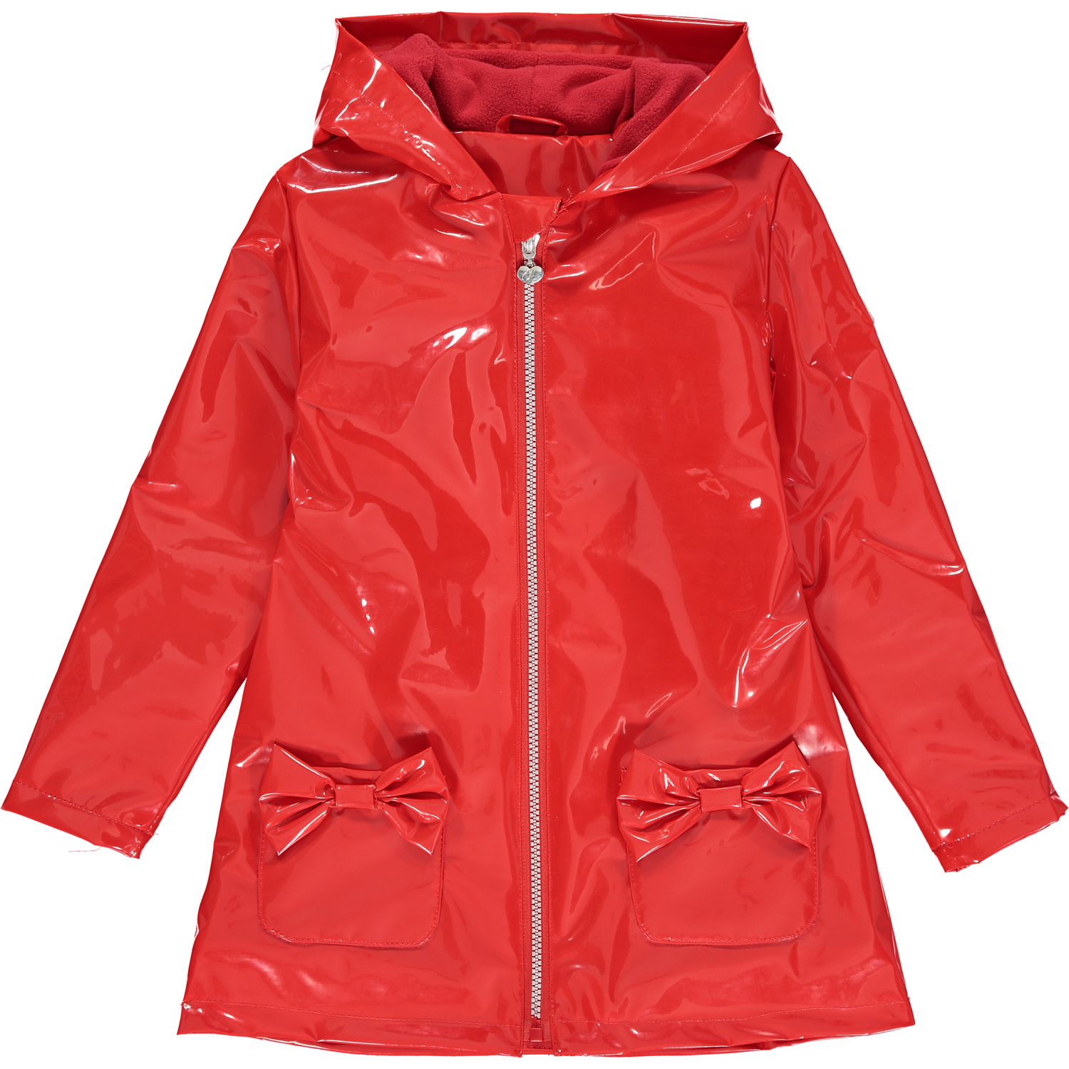 A Dee ADee Emily Red Raincoat