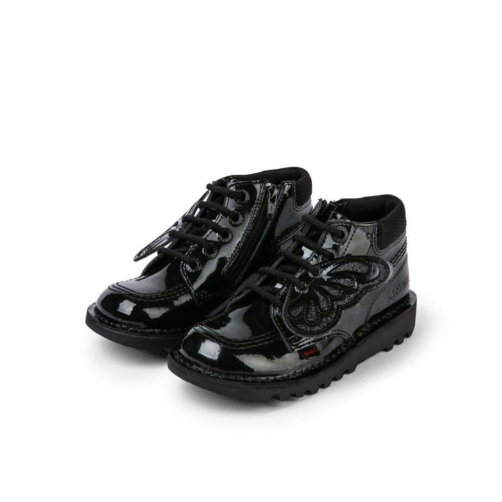 Kickers Kickers Faeries Patent Boot