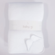 Baby gi Angel Wings White Blanket