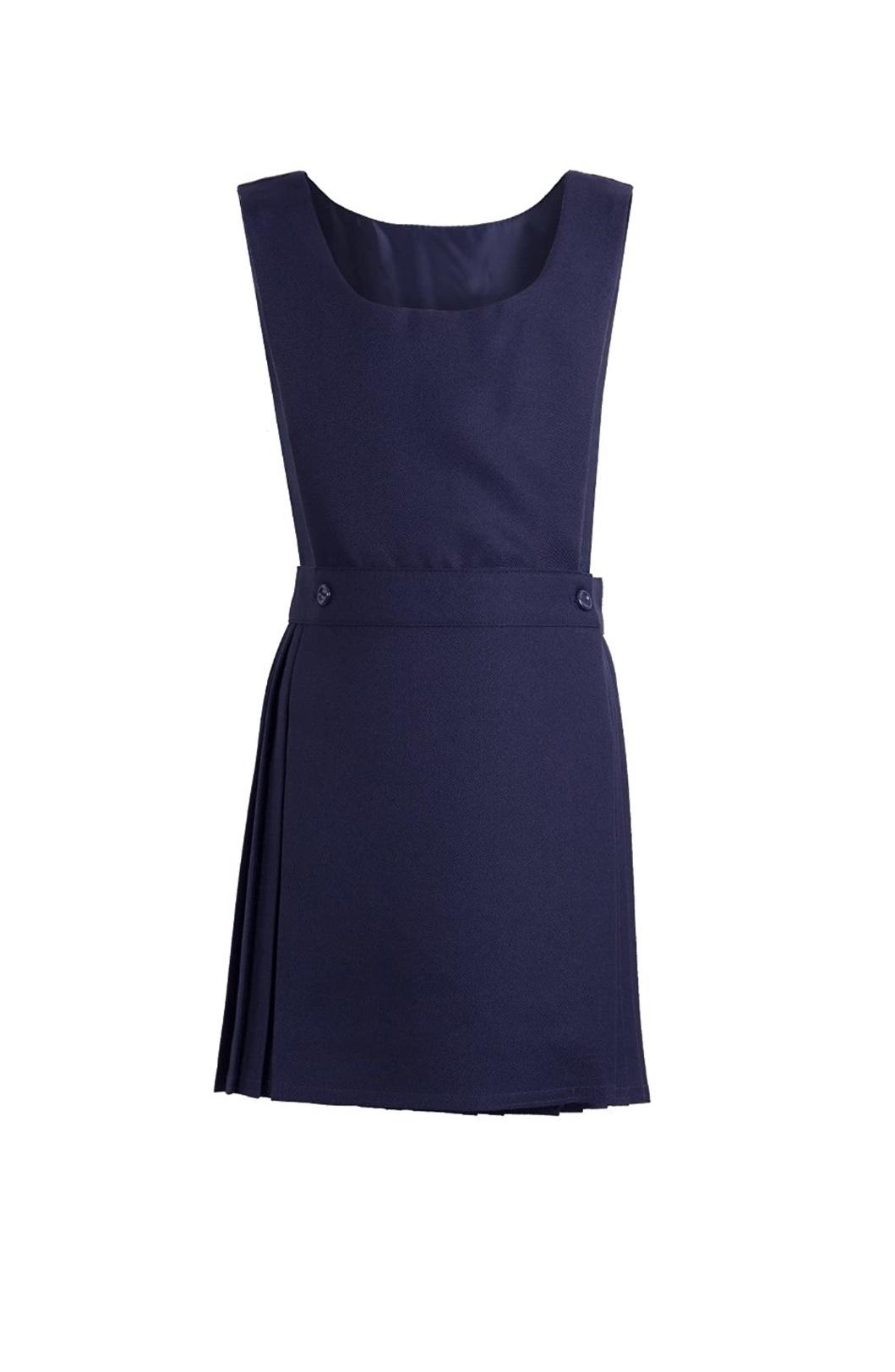 Pex Pinafore Pex Navy Kilt Style Pinafore