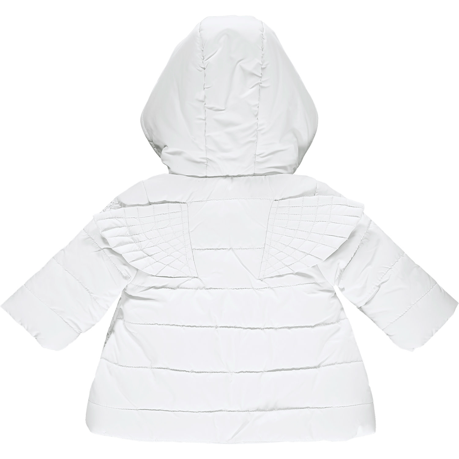 ADee Baby Little A Ivy White Wings Baby Jacket