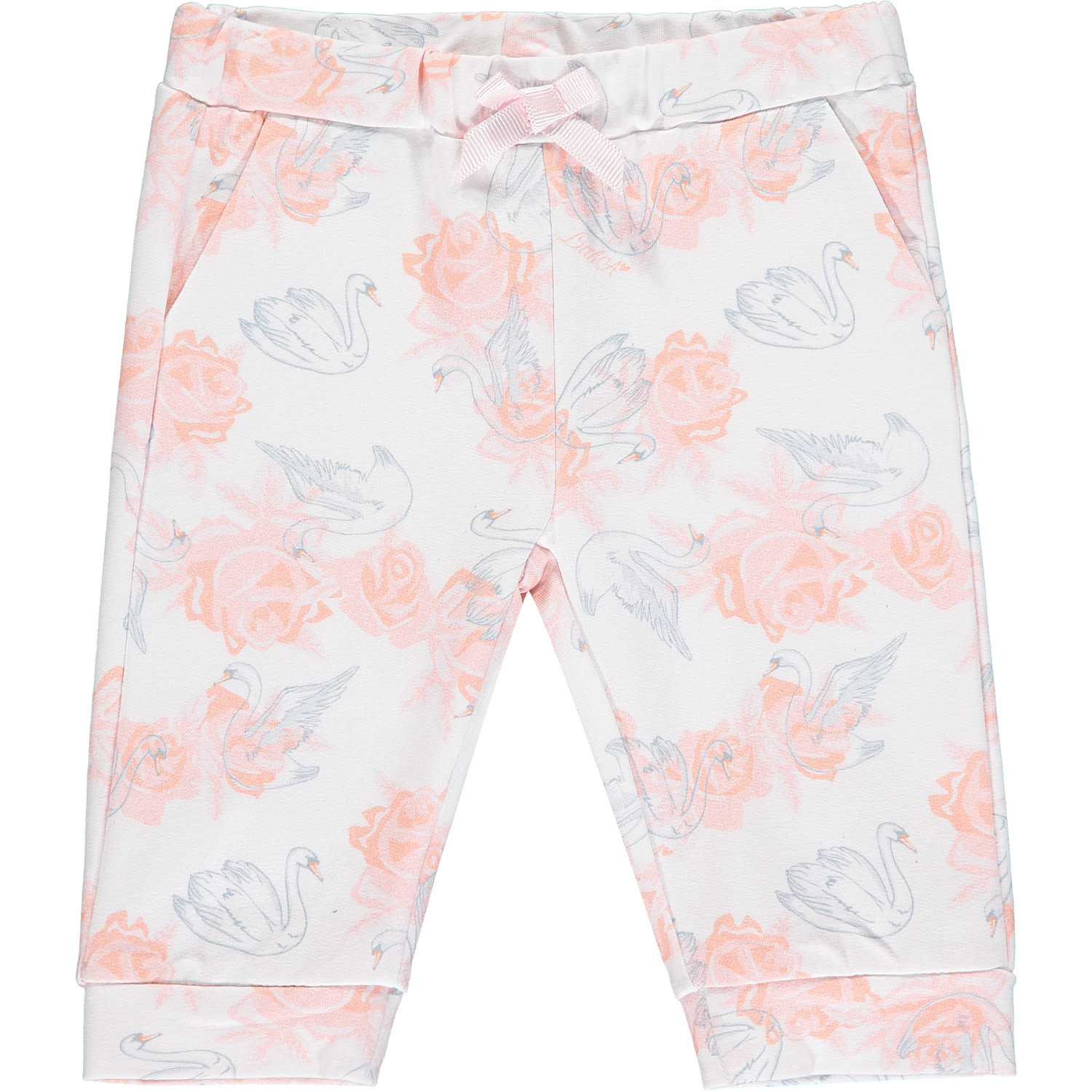 ADee Baby Little A Illena Rose Print Tracksuit