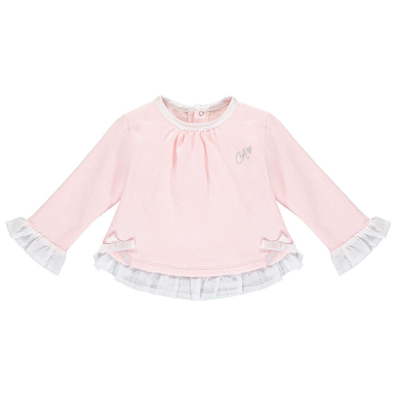 ADee Baby Little A Ingrid Pink Short Set