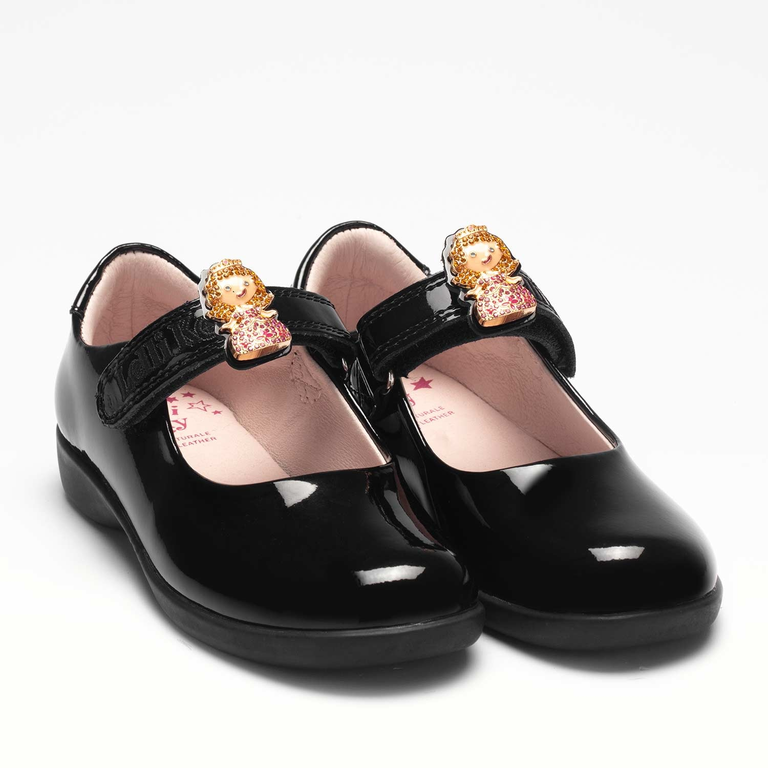 Lelli Kelly Lelli Kelly Prinny 2 Black Patent Shoes