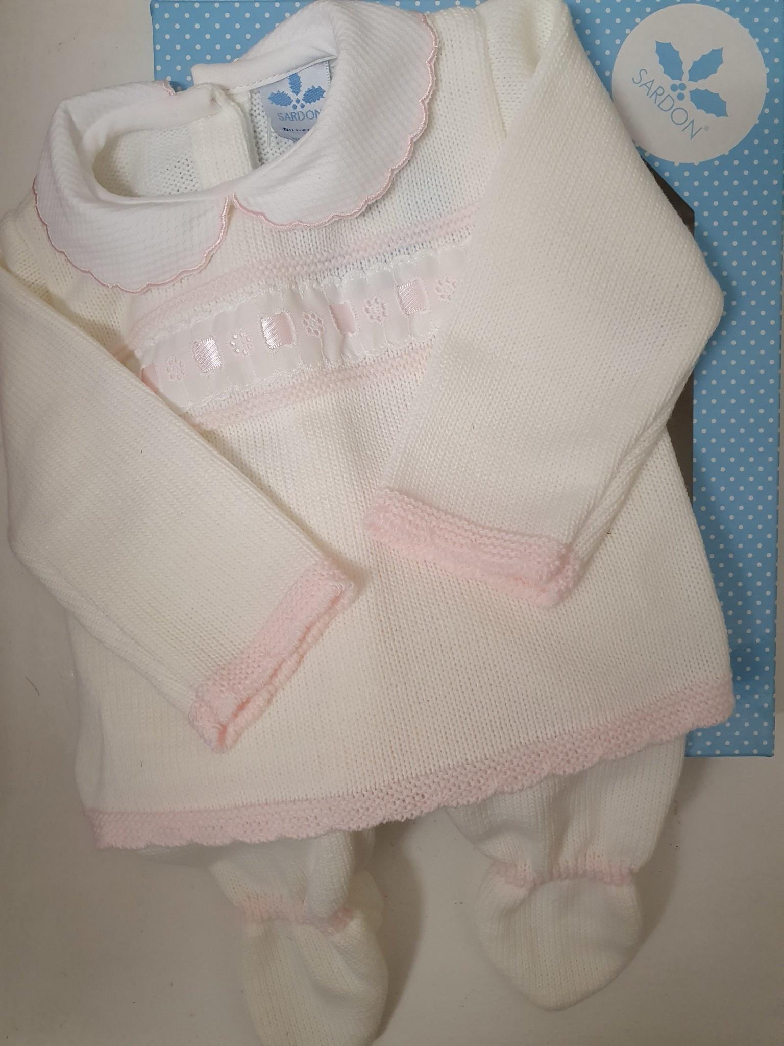 Sardon Pink Trouser set 152
