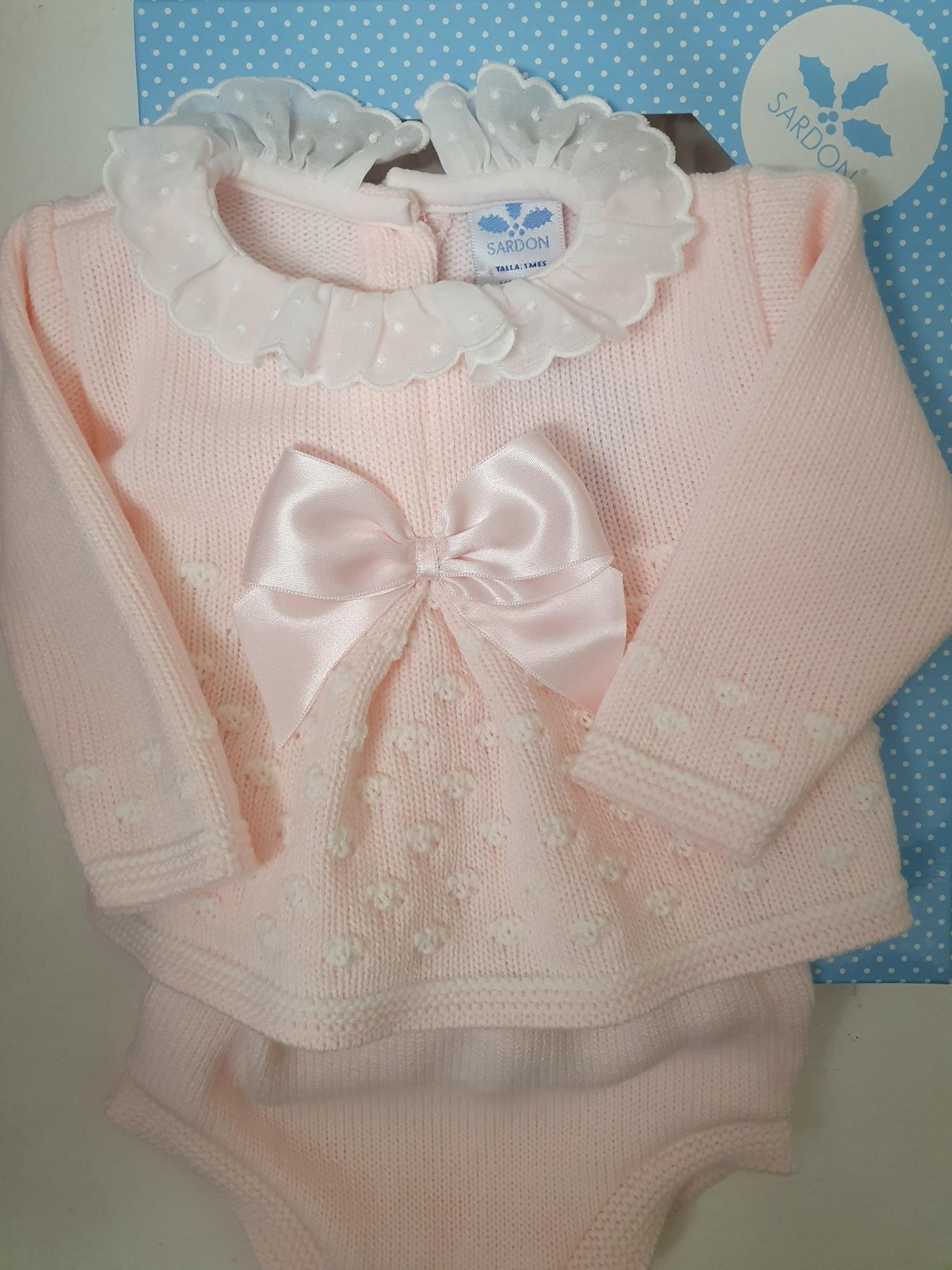 Sardon Pink Pant Set 189