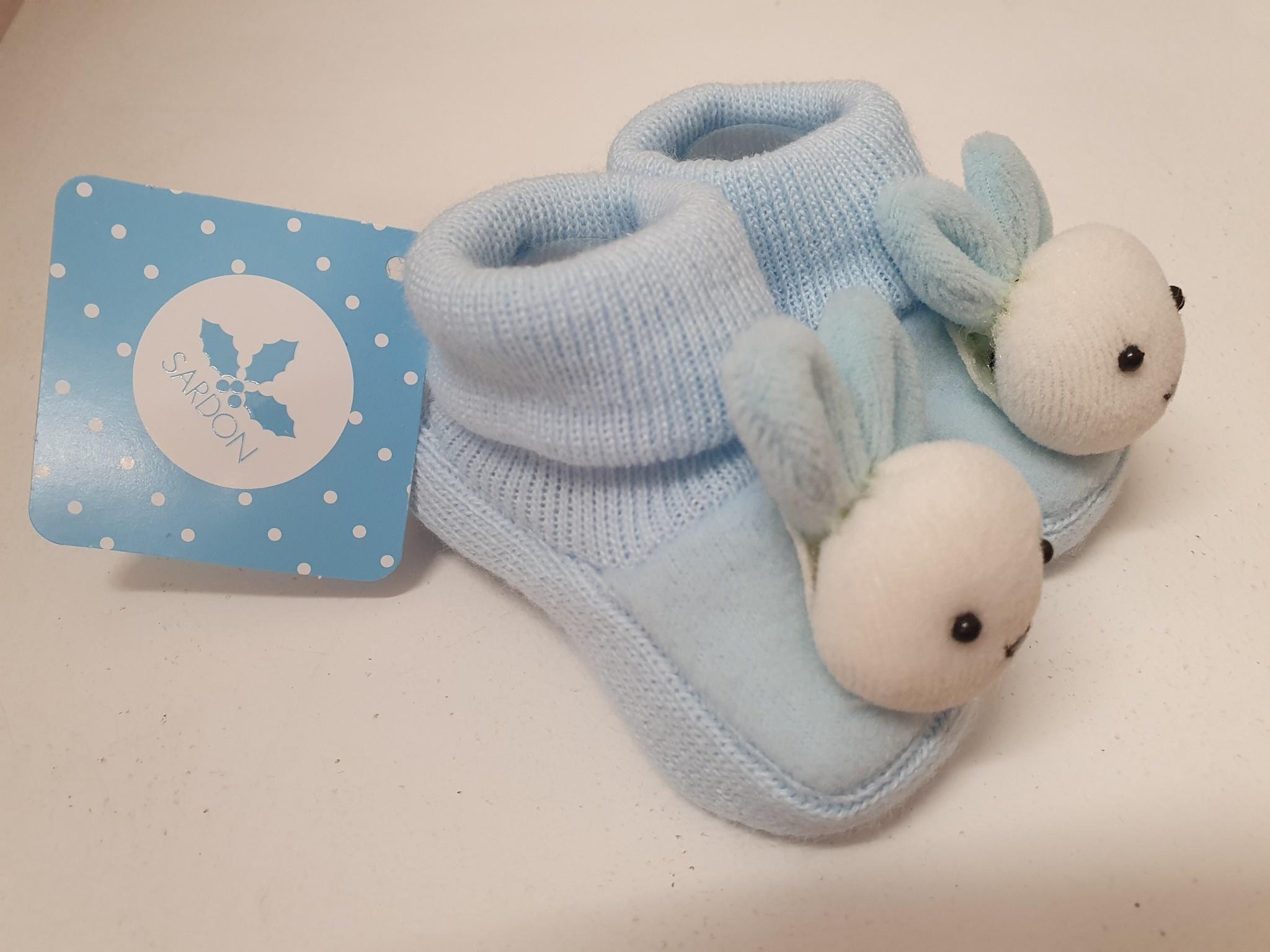 Sardon Sardon Soft Rabbit Slippers