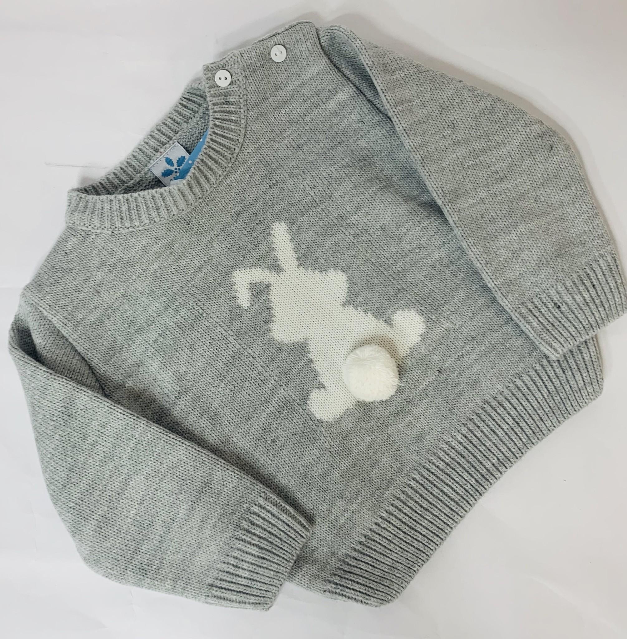 Sardon Sardon Bunny Knit Jumper