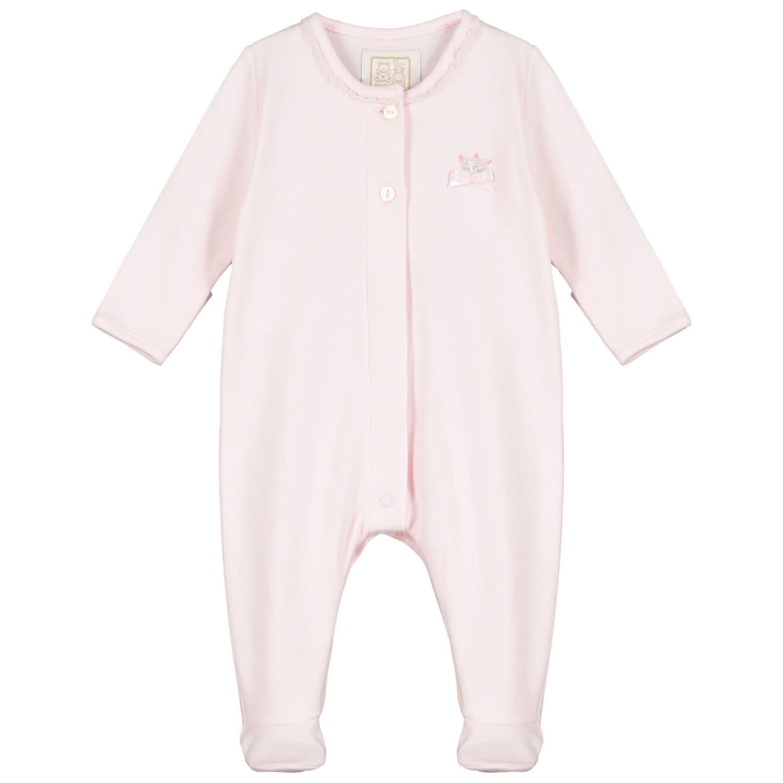 Emile et Rose Emile et Rose Tessa Pink Baby Girls Gift Set