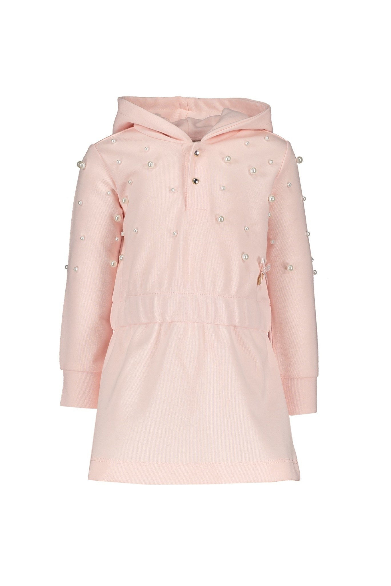 Lechic Le Chic Dress hoodie with elastic waistband