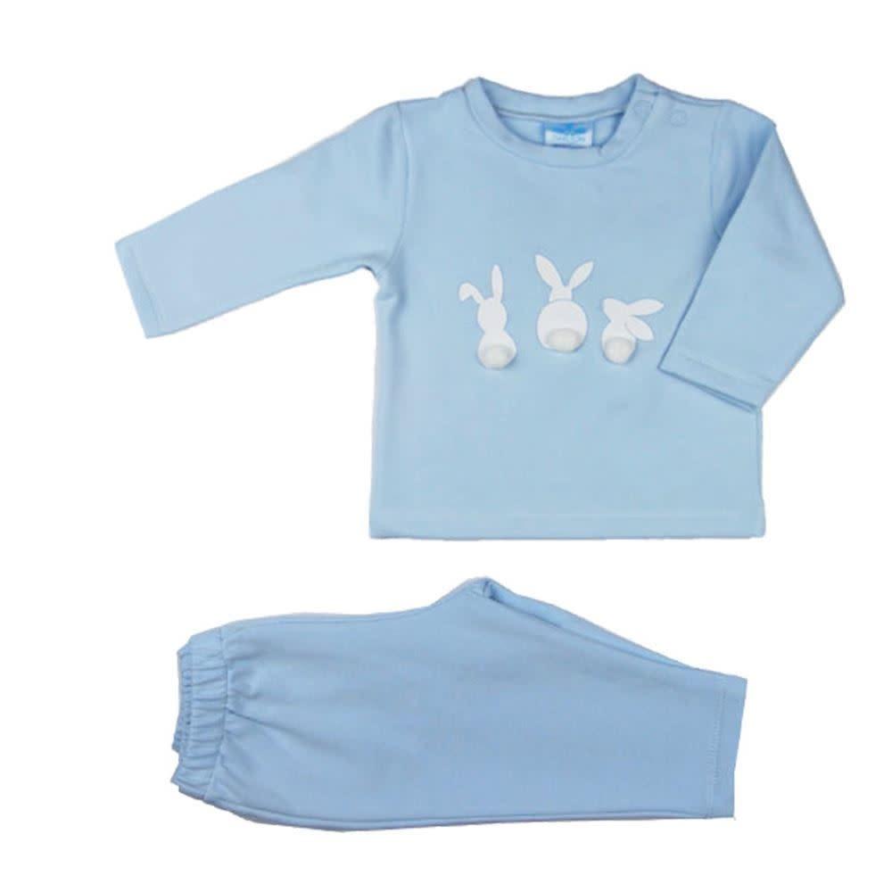 Sardon Sardon Blue Bunny Tracksuit 020C0-650