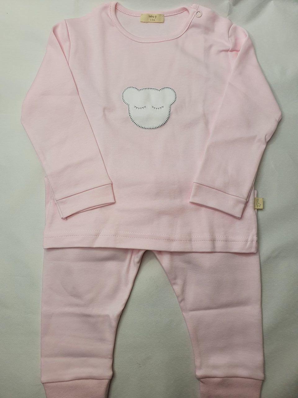 Baby Gi Bear 2 piece PJs