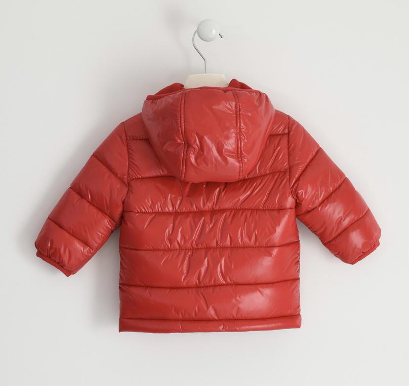 Ido Ido 1322 Red Puffer Jacket