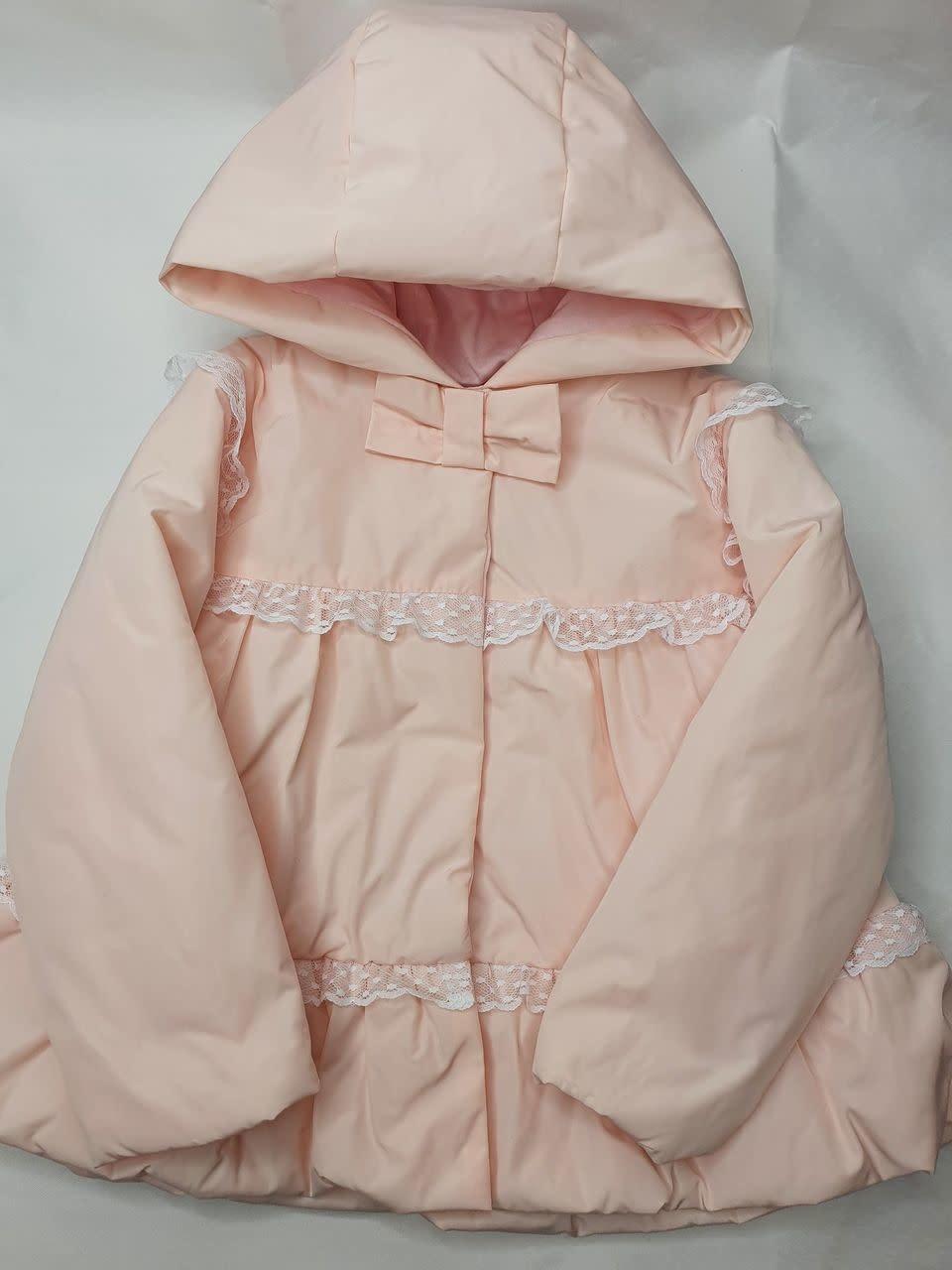 Patachou Patachou Pink Frill Jacket