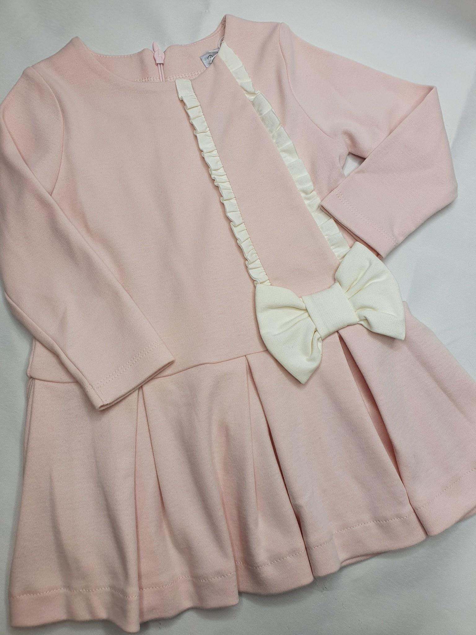 Patachou Patachou Pink Knit Dress