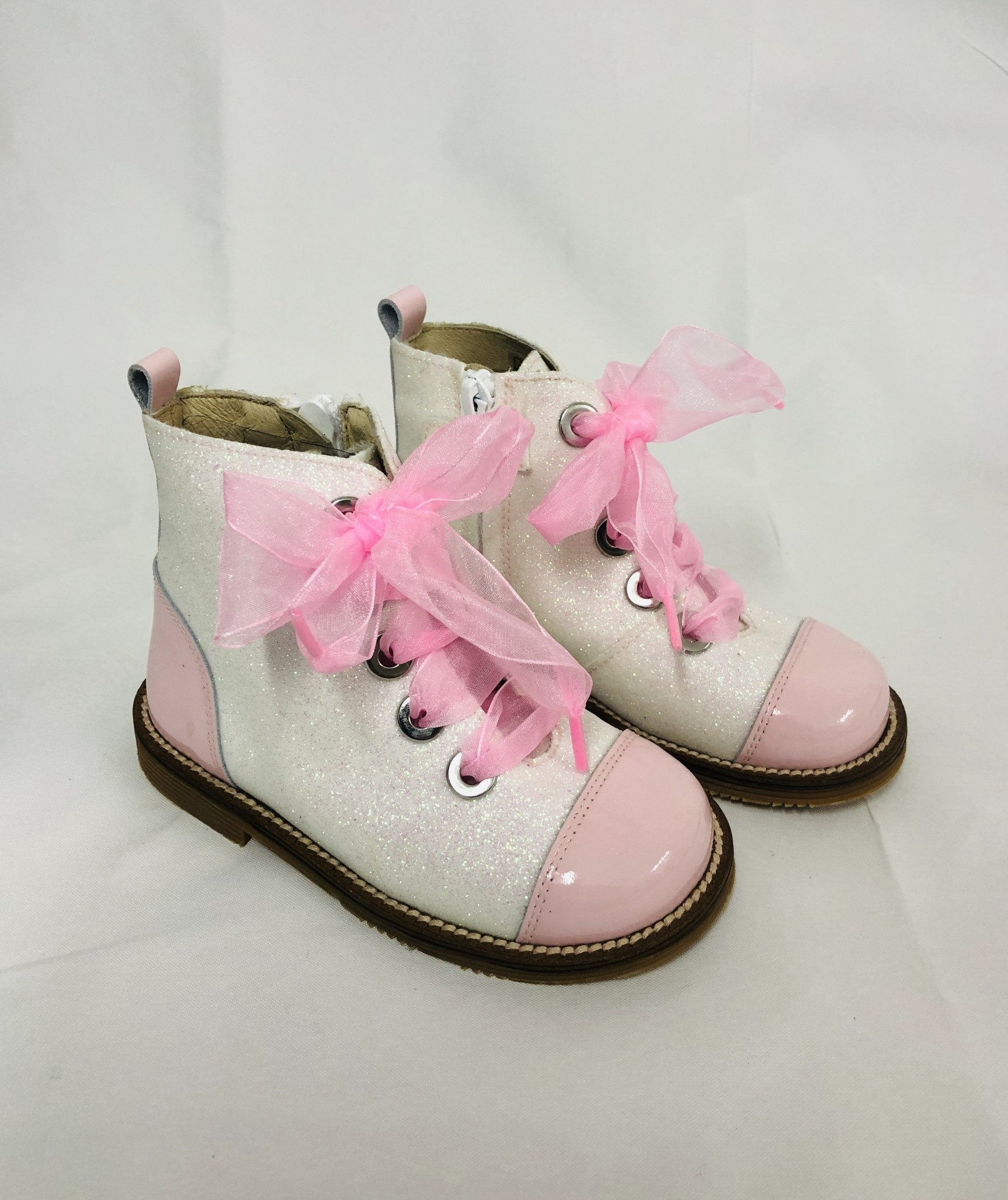 Andanines Andanines 192955 Pink Glitter Boot