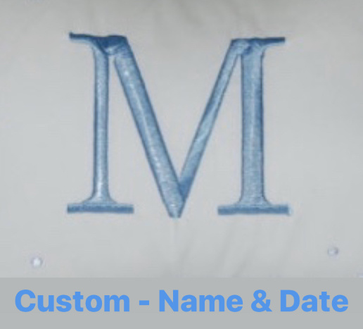 Embroidery - Name & Date