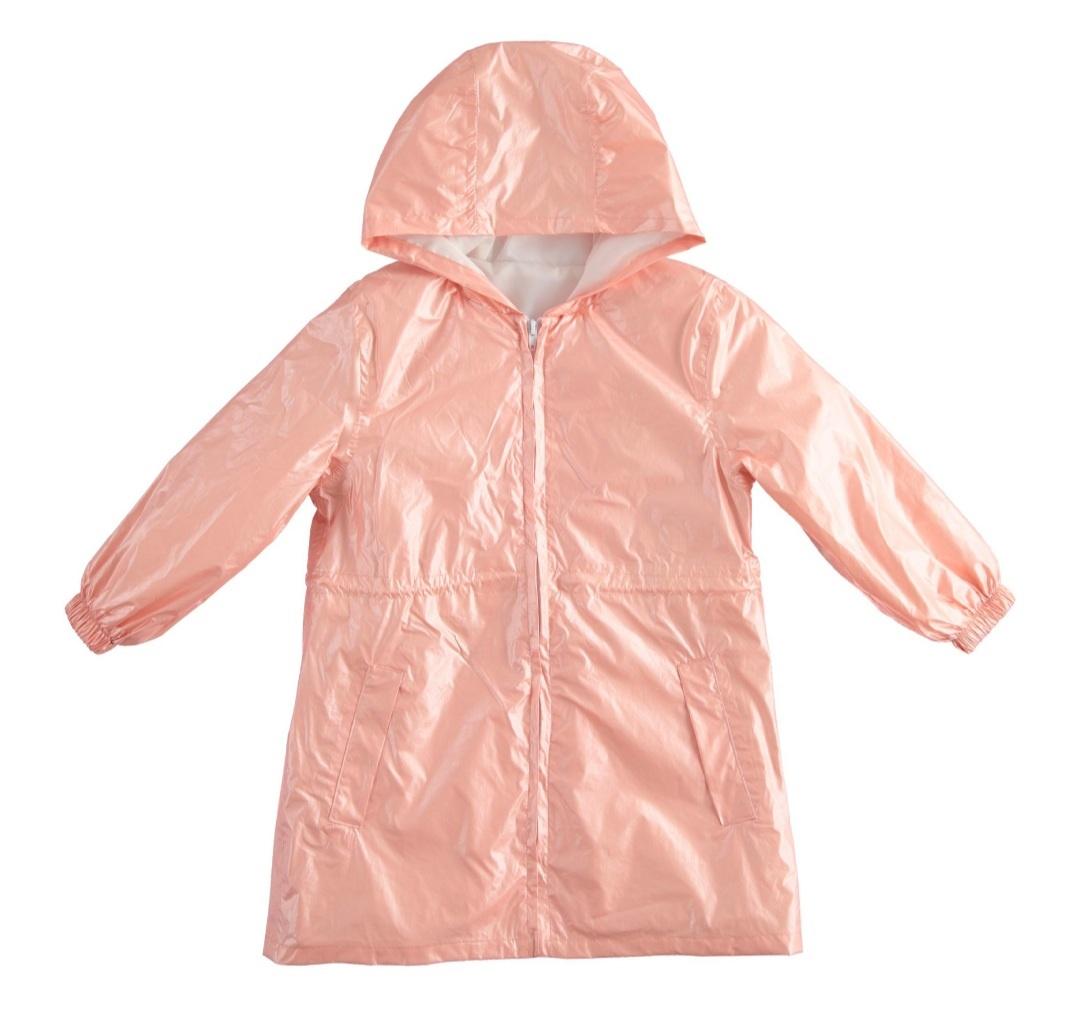 Ido IDO Girls Shower Proof Rain Mac