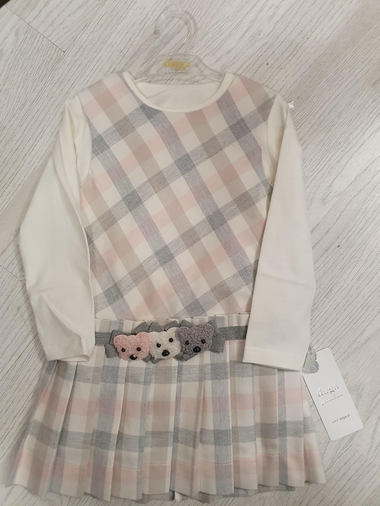 Daga DAGA PINAFORE DRESS 7917