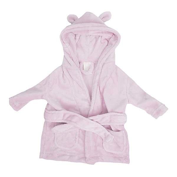 Bambino Bambino Pink My 1st Bathrobe 0-6M