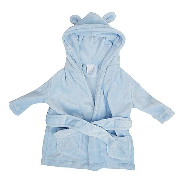 Bambino Bambino Blue My 1st Bathrobe 0-6M