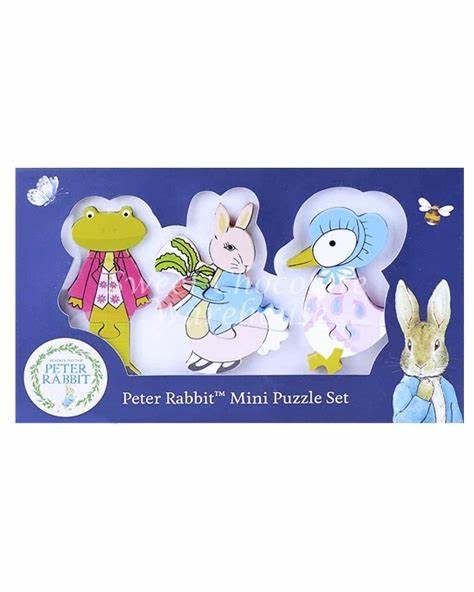 Peter Rabbit Peter Rabbit Mini Puzzle Set