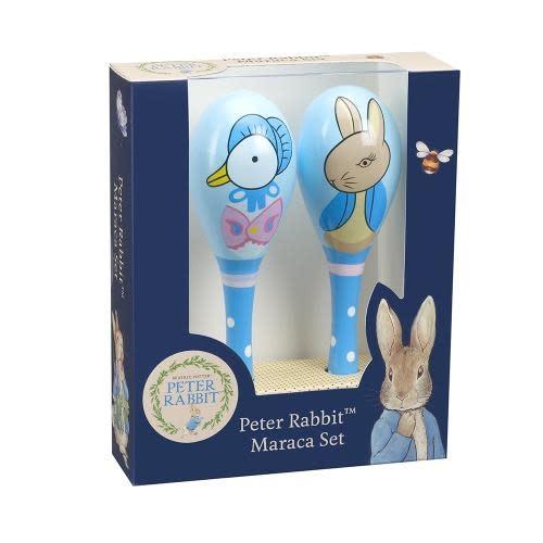 Peter Rabbit Peter Rabbit Maraca Set